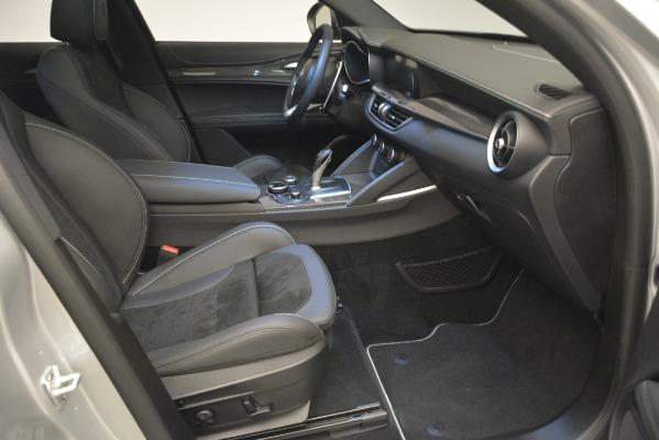 New 2019 Alfa Romeo Stelvio Quadrifoglio for sale Sold at Maserati of Greenwich in Greenwich CT 06830 26