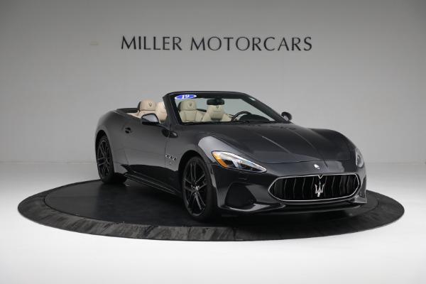 New 2019 Maserati GranTurismo Sport Convertible for sale Sold at Maserati of Greenwich in Greenwich CT 06830 11