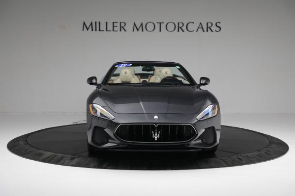 New 2019 Maserati GranTurismo Sport Convertible for sale Sold at Maserati of Greenwich in Greenwich CT 06830 12