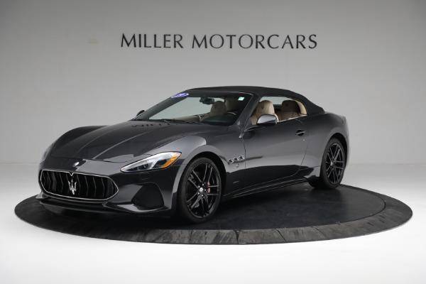 New 2019 Maserati GranTurismo Sport Convertible for sale Sold at Maserati of Greenwich in Greenwich CT 06830 13
