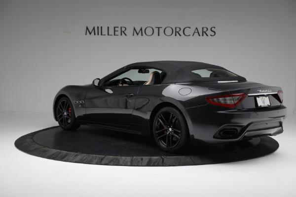 New 2019 Maserati GranTurismo Sport Convertible for sale Sold at Maserati of Greenwich in Greenwich CT 06830 15