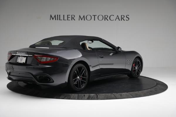 New 2019 Maserati GranTurismo Sport Convertible for sale Sold at Maserati of Greenwich in Greenwich CT 06830 16