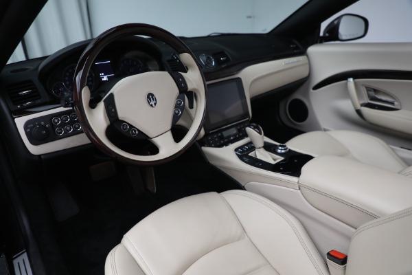 New 2019 Maserati GranTurismo Sport Convertible for sale Sold at Maserati of Greenwich in Greenwich CT 06830 19