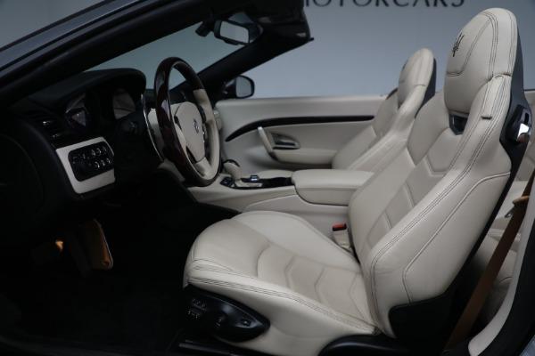New 2019 Maserati GranTurismo Sport Convertible for sale Sold at Maserati of Greenwich in Greenwich CT 06830 20