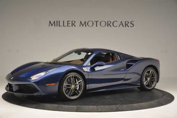 Used 2018 Ferrari 488 Spider for sale Sold at Maserati of Greenwich in Greenwich CT 06830 14