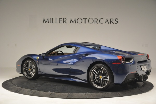 Used 2018 Ferrari 488 Spider for sale Sold at Maserati of Greenwich in Greenwich CT 06830 16