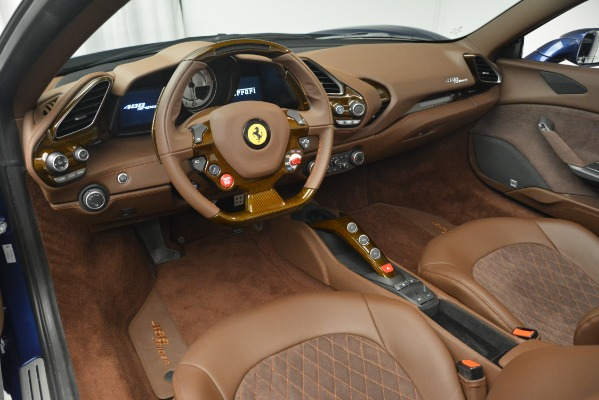 Used 2018 Ferrari 488 Spider for sale Sold at Maserati of Greenwich in Greenwich CT 06830 26