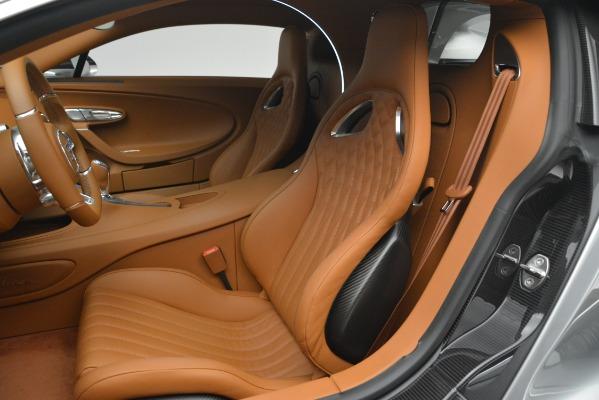 Used 2019 Bugatti Chiron for sale $3,100,000 at Maserati of Greenwich in Greenwich CT 06830 19