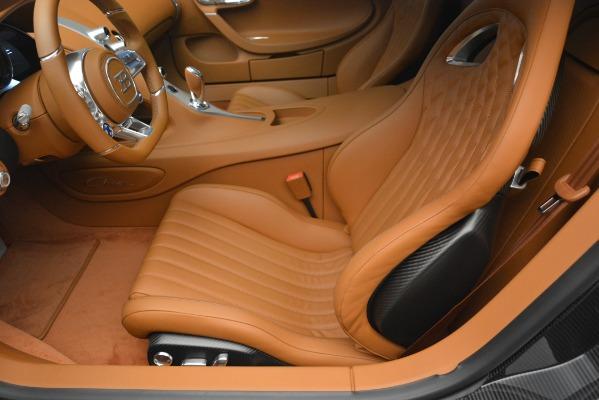 Used 2019 Bugatti Chiron for sale $3,100,000 at Maserati of Greenwich in Greenwich CT 06830 21