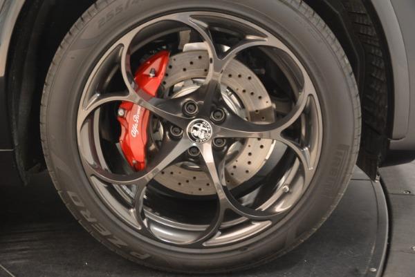 New 2019 Alfa Romeo Stelvio Quadrifoglio for sale $86,440 at Maserati of Greenwich in Greenwich CT 06830 25