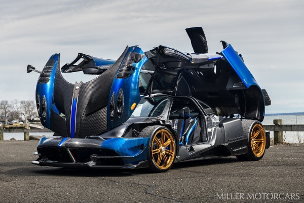 Used 2017 Pagani Huayra BC Macchina Volante for sale Call for price at Maserati of Greenwich in Greenwich CT 06830 12