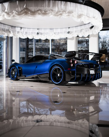 Used 2017 Pagani Huayra BC Macchina Volante for sale Call for price at Maserati of Greenwich in Greenwich CT 06830 3