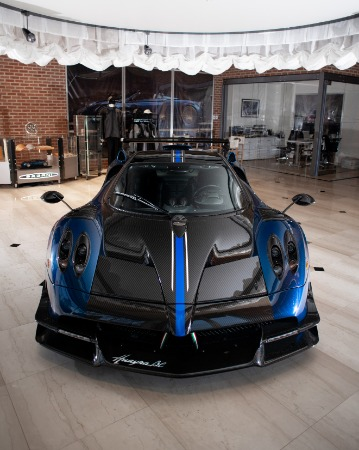 Used 2017 Pagani Huayra BC Macchina Volante for sale Call for price at Maserati of Greenwich in Greenwich CT 06830 6