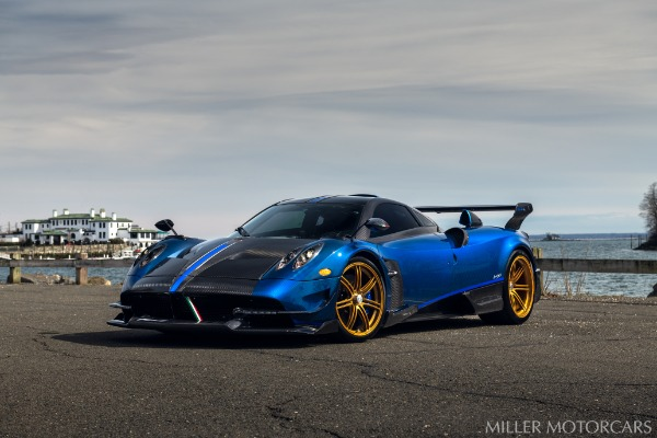 Used 2017 Pagani Huayra BC Macchina Volante for sale Call for price at Maserati of Greenwich in Greenwich CT 06830 7
