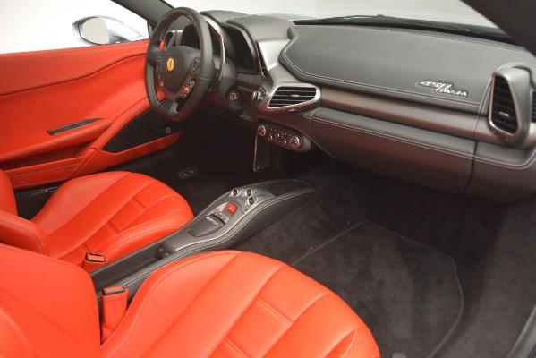 Used 2015 Ferrari 458 Italia for sale Sold at Maserati of Greenwich in Greenwich CT 06830 17