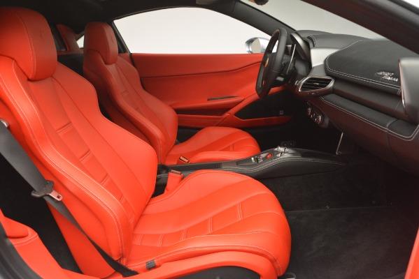 Used 2015 Ferrari 458 Italia for sale Sold at Maserati of Greenwich in Greenwich CT 06830 18