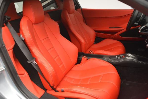 Used 2015 Ferrari 458 Italia for sale Sold at Maserati of Greenwich in Greenwich CT 06830 19