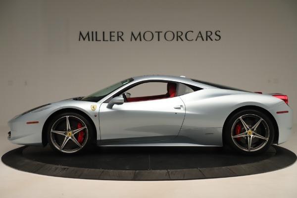 Used 2015 Ferrari 458 Italia for sale Sold at Maserati of Greenwich in Greenwich CT 06830 3