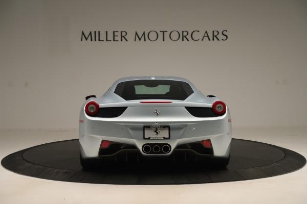 Used 2015 Ferrari 458 Italia for sale Sold at Maserati of Greenwich in Greenwich CT 06830 6