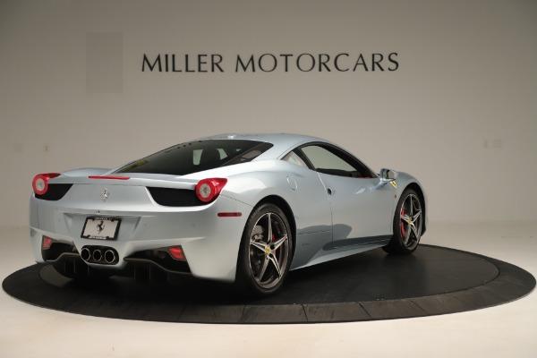 Used 2015 Ferrari 458 Italia for sale Sold at Maserati of Greenwich in Greenwich CT 06830 7