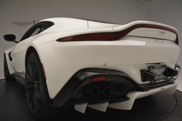 New 2019 Aston Martin Vantage V8 for sale Sold at Maserati of Greenwich in Greenwich CT 06830 21