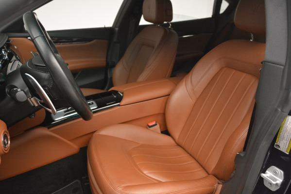 Used 2015 Maserati Quattroporte S Q4 for sale Sold at Maserati of Greenwich in Greenwich CT 06830 15