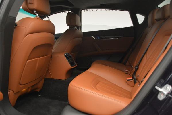 Used 2015 Maserati Quattroporte S Q4 for sale Sold at Maserati of Greenwich in Greenwich CT 06830 18