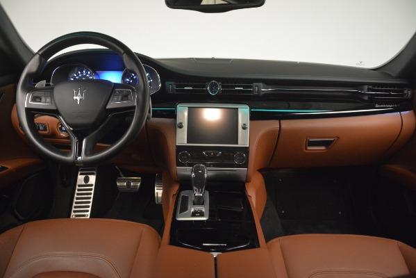 Used 2015 Maserati Quattroporte S Q4 for sale Sold at Maserati of Greenwich in Greenwich CT 06830 21