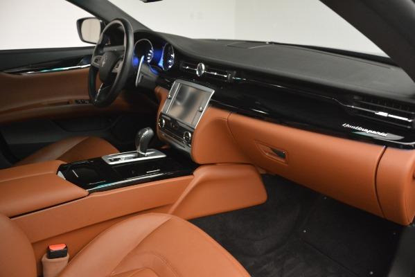 Used 2015 Maserati Quattroporte S Q4 for sale Sold at Maserati of Greenwich in Greenwich CT 06830 22