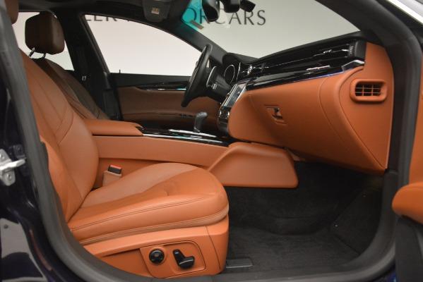 Used 2015 Maserati Quattroporte S Q4 for sale Sold at Maserati of Greenwich in Greenwich CT 06830 23