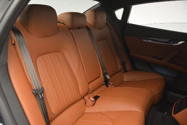 Used 2015 Maserati Quattroporte S Q4 for sale Sold at Maserati of Greenwich in Greenwich CT 06830 28