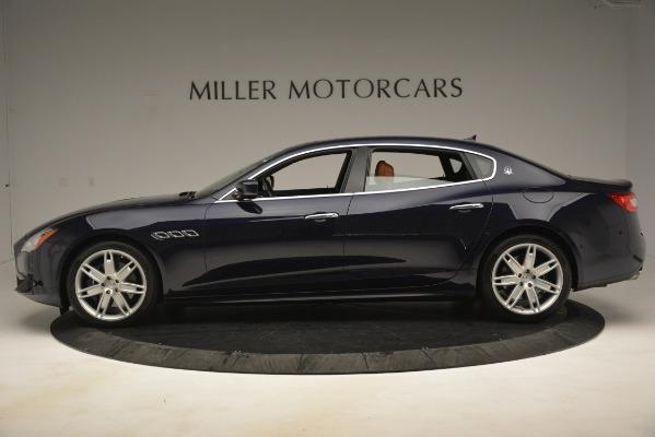Used 2015 Maserati Quattroporte S Q4 for sale Sold at Maserati of Greenwich in Greenwich CT 06830 3