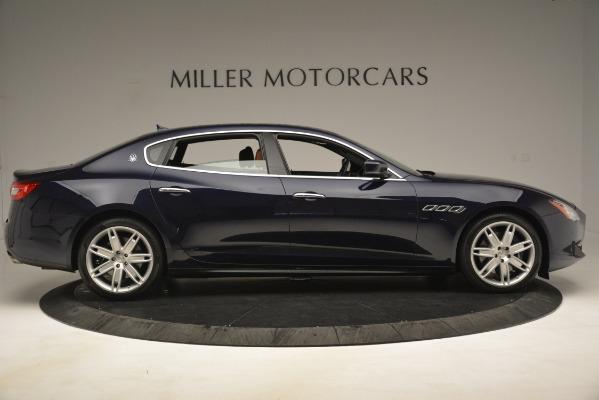 Used 2015 Maserati Quattroporte S Q4 for sale Sold at Maserati of Greenwich in Greenwich CT 06830 9