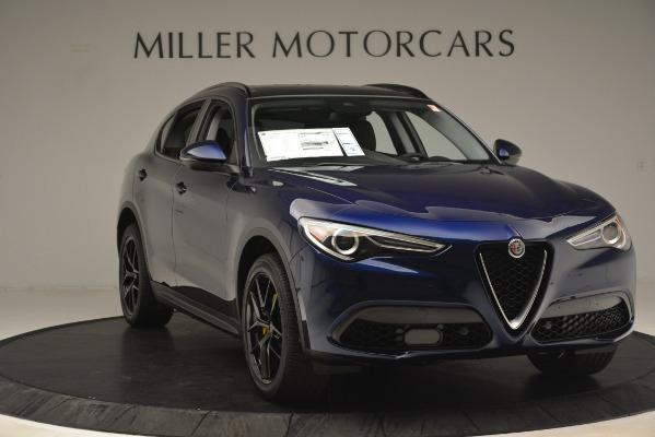 New 2019 Alfa Romeo Stelvio Sport Q4 for sale Sold at Maserati of Greenwich in Greenwich CT 06830 11