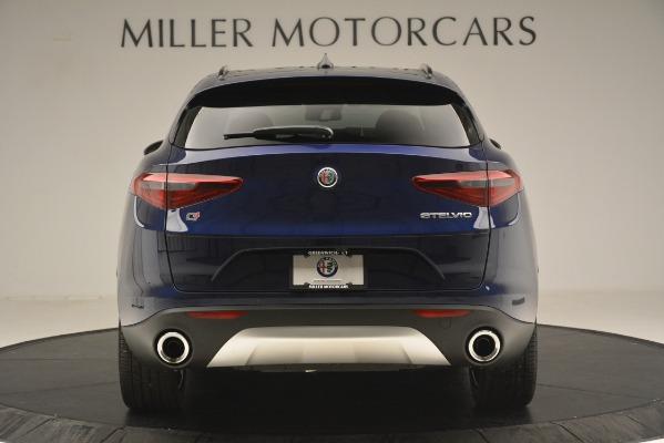 New 2019 Alfa Romeo Stelvio Sport Q4 for sale Sold at Maserati of Greenwich in Greenwich CT 06830 6
