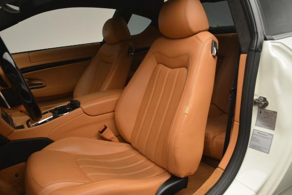 Used 2011 Maserati GranTurismo S Automatic for sale Sold at Maserati of Greenwich in Greenwich CT 06830 15