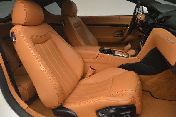 Used 2011 Maserati GranTurismo S Automatic for sale Sold at Maserati of Greenwich in Greenwich CT 06830 18