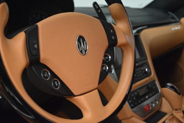 Used 2011 Maserati GranTurismo S Automatic for sale Sold at Maserati of Greenwich in Greenwich CT 06830 22
