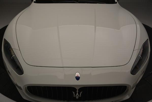 Used 2011 Maserati GranTurismo S Automatic for sale Sold at Maserati of Greenwich in Greenwich CT 06830 24