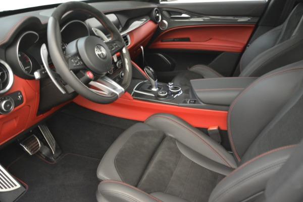 New 2019 Alfa Romeo Stelvio Quadrifoglio for sale Sold at Maserati of Greenwich in Greenwich CT 06830 14