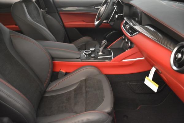 New 2019 Alfa Romeo Stelvio Quadrifoglio for sale Sold at Maserati of Greenwich in Greenwich CT 06830 21