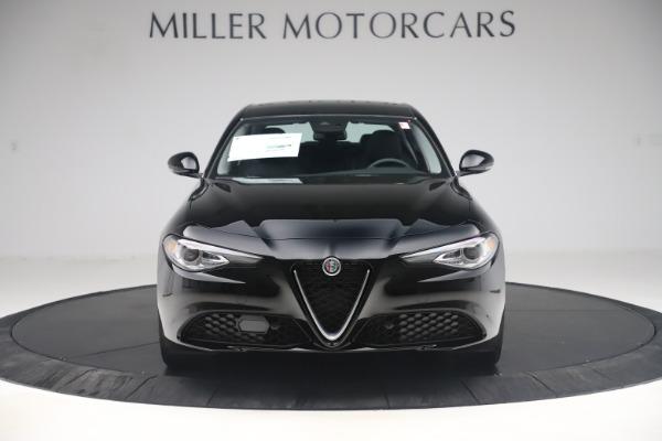 New 2019 Alfa Romeo Giulia Q4 for sale $46,140 at Maserati of Greenwich in Greenwich CT 06830 12