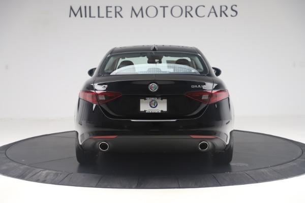 New 2019 Alfa Romeo Giulia Q4 for sale $46,140 at Maserati of Greenwich in Greenwich CT 06830 6