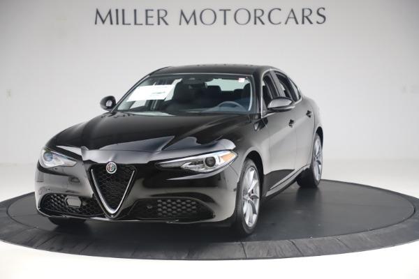 New 2019 Alfa Romeo Giulia Q4 for sale Sold at Maserati of Greenwich in Greenwich CT 06830 1