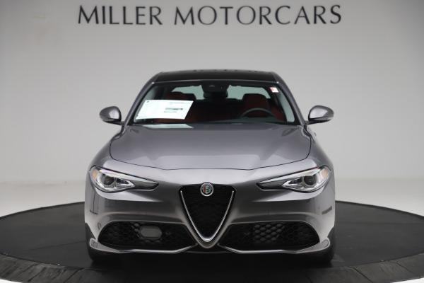 New 2019 Alfa Romeo Giulia Ti Sport Q4 for sale Sold at Maserati of Greenwich in Greenwich CT 06830 12