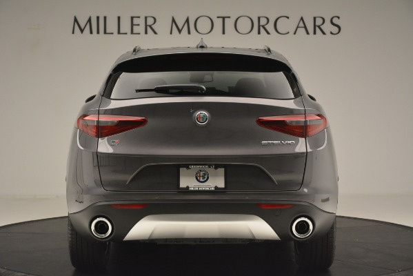 New 2019 Alfa Romeo Stelvio Sport Q4 for sale Sold at Maserati of Greenwich in Greenwich CT 06830 6