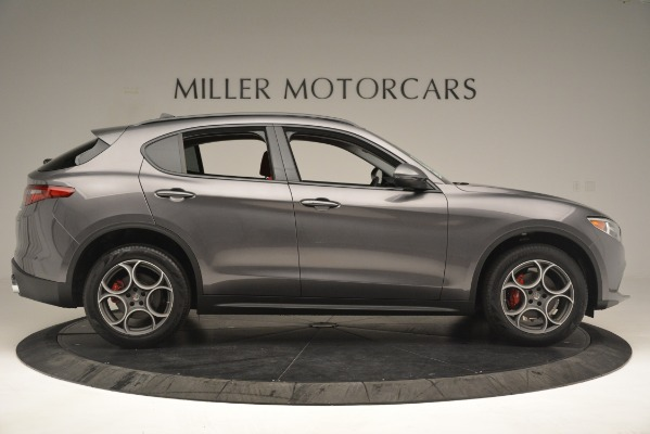 New 2019 Alfa Romeo Stelvio Sport Q4 for sale Sold at Maserati of Greenwich in Greenwich CT 06830 9