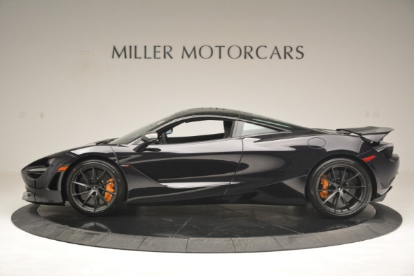 New 2019 McLaren 720S Coupe for sale Sold at Maserati of Greenwich in Greenwich CT 06830 3