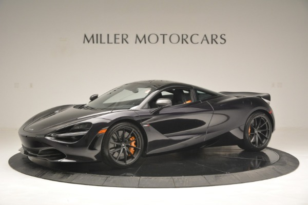 New 2019 McLaren 720S Coupe for sale Sold at Maserati of Greenwich in Greenwich CT 06830 1