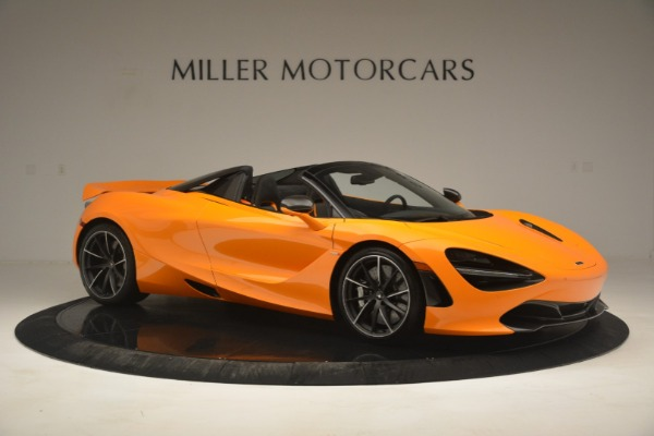 New 2020 McLaren 720S Spider for sale Sold at Maserati of Greenwich in Greenwich CT 06830 10